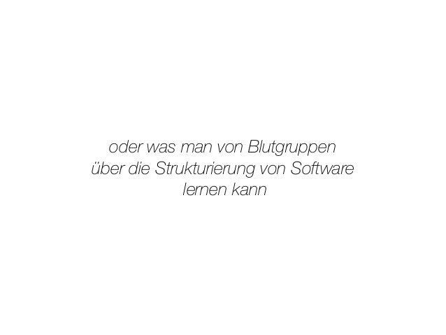 Software-Hygiene Slide 2