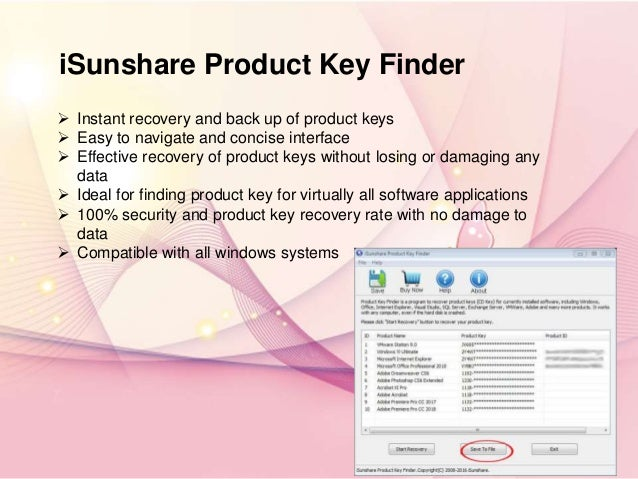product key software free download