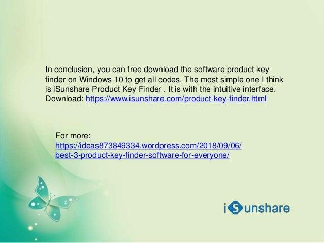 Software key finder for windows 10 free download