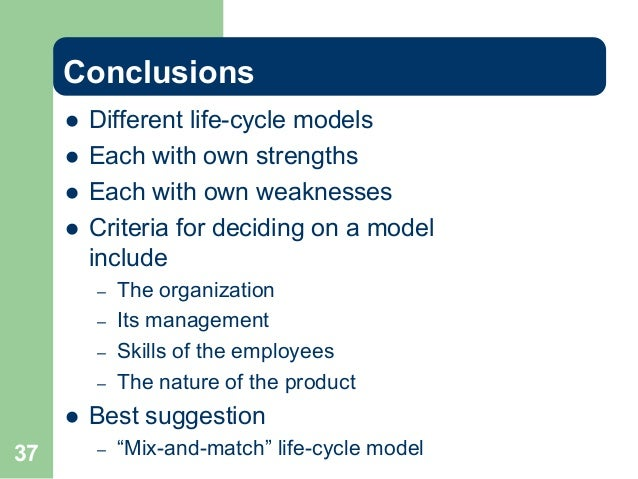 strenghts and weaknesses of the product life cycle theory The completion of a swot analysis should help you to decide which market segments offer you the best opportunities for success and profitable growth over the life cycle of your product or service the swot analysis is a popular and versatile tool, but it involves a lot of subjective decision making at each stage.