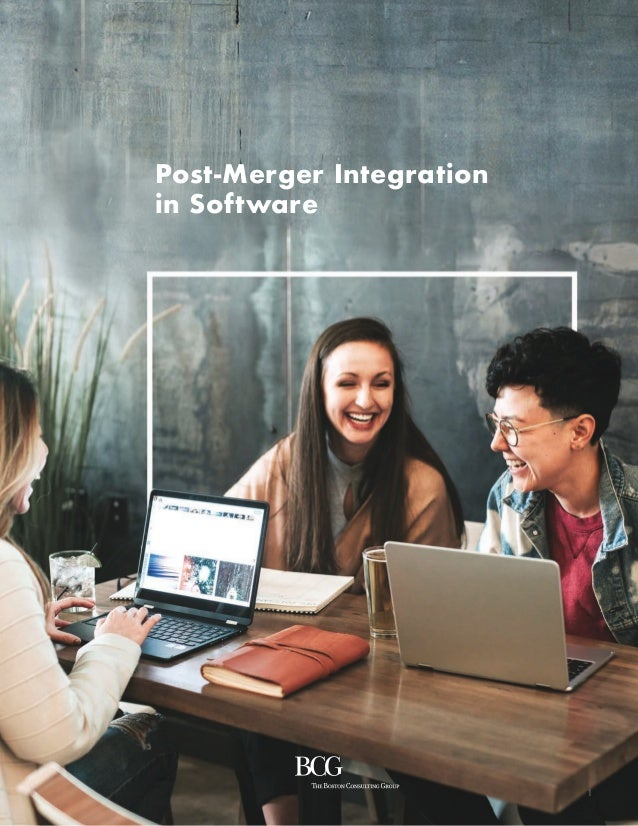 Post-Merger Integration in Software 1