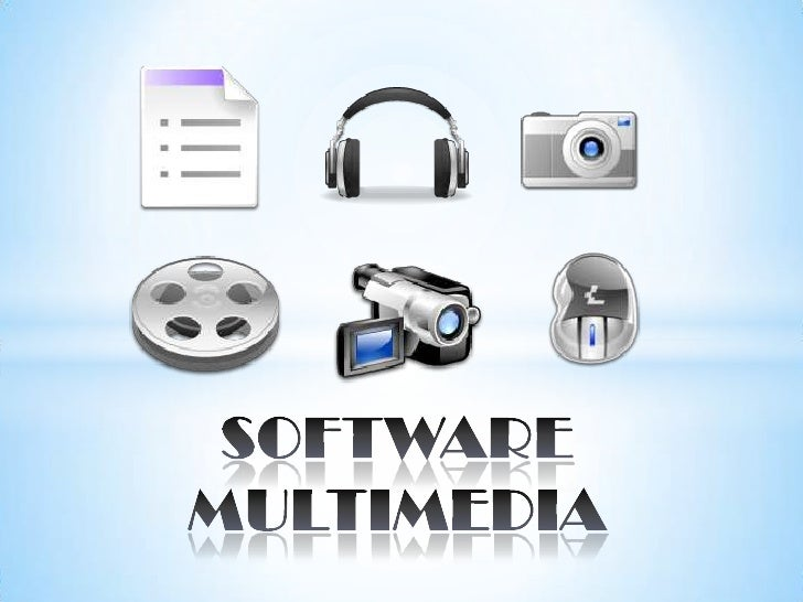 SOFTWARE MULTIMEDIA<br />