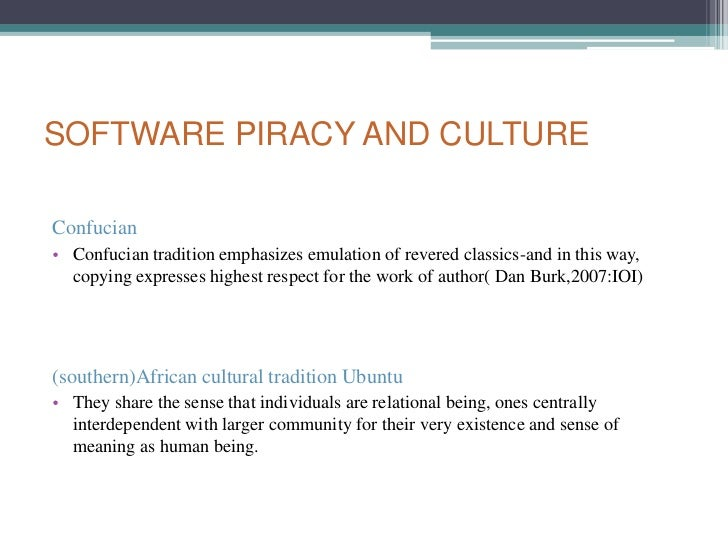 the definition of software piracy and how software piracy happens How to report software piracy software piracy is the unauthorized copying of software the software is then given or sold to an unlicensed user, who is left with illegal, often defective software.