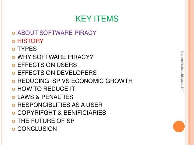 implications of internet piracy Intellectual property and internet piracy with the emergence of the internet, intellectual property faces a new dimension of crisis intellectual property has become an even more significant issue because of that.