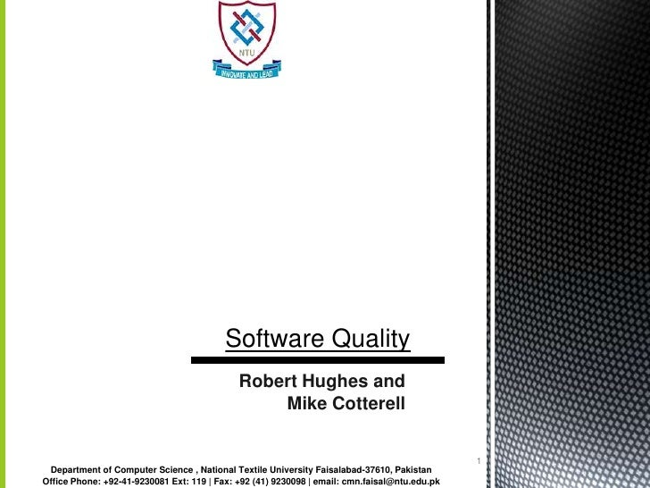 3/20/2012                                                      Software Quality                                           ...