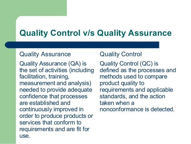 how to become a quality assurance