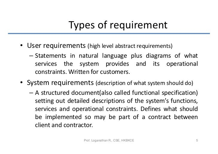 difference between functional and nonfunctional requirements pdf