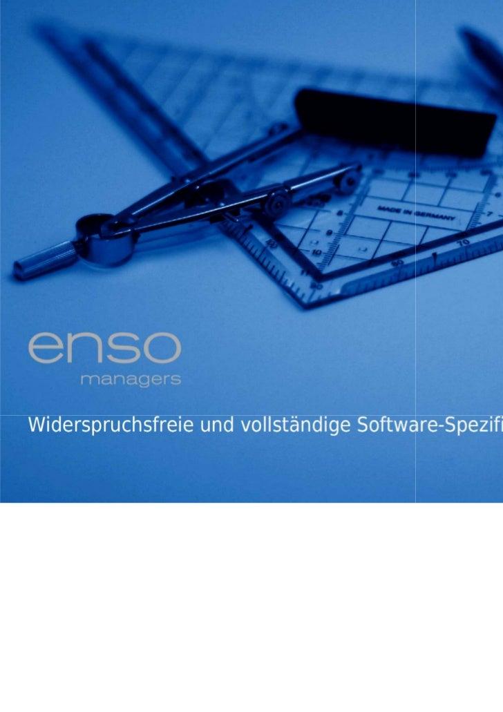 Fragen in der Anfangsphase eines Software-Projekts          ●               Wie finden wir Lösungen, denen Fachbereich, IT...