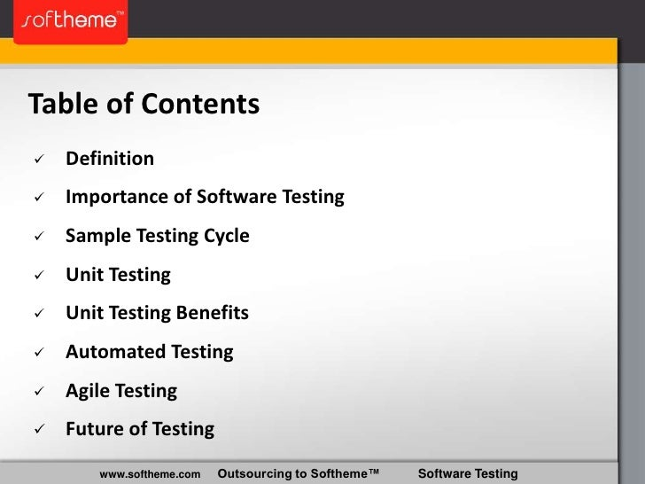 brief history of software engineering Its hard to talk about switching roles without having a historical perspective on how the need for this switch came about a quick search on wikipedia defines software quality assurance as: sqa consists of a means of monitoring the software engineering processes and methods used to ensure quality.