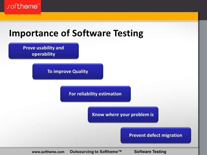 software testing trends essay These emerging software testing trends will drive testers to deliver more upgrades and thus results in faster updates and better user experience.