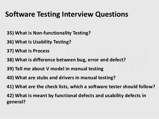 difference between functional testing and manual testing