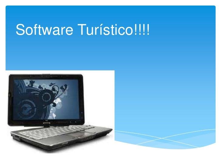 Software Turístico!!!!
