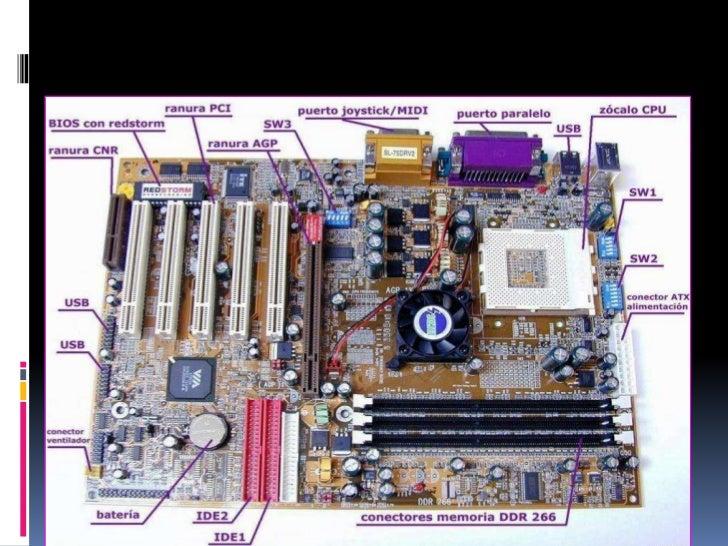 Software Hardware Y Placa Madre