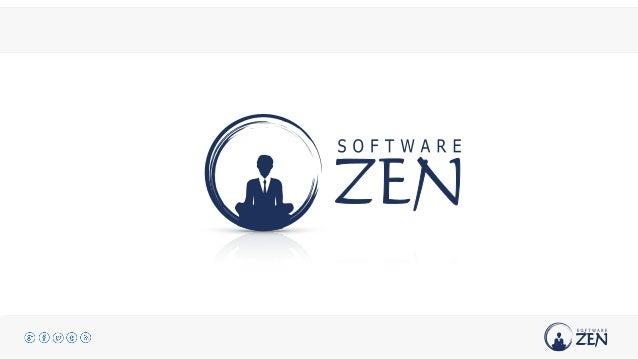 O QUE É O SOFTWARE ZEN? O Software Zen é um programa de treinamento online para gerentes, líderes técnicos e desenvolvedor...