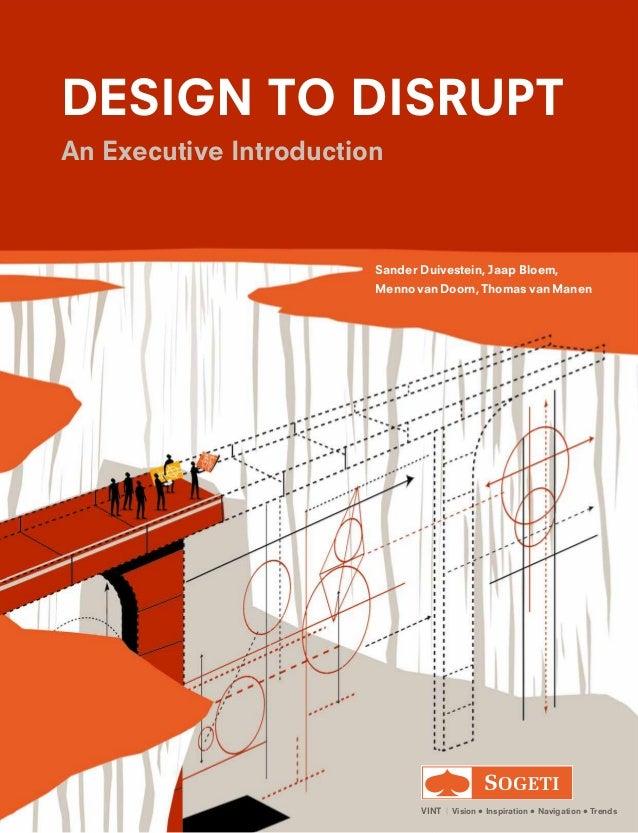 Sander Duivestein, Jaap Bloem, Menno van Doorn, Thomas van Manen VINT   Vision • Inspiration • Navigation • Trends DESIG...