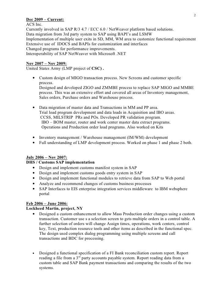 sohail resume