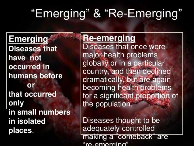 emerging and reemerging zoonoses in india Appendix 1: emerging and re-emerging zoonoses listed by agent    administration/ or united states indian health service/ or united states.