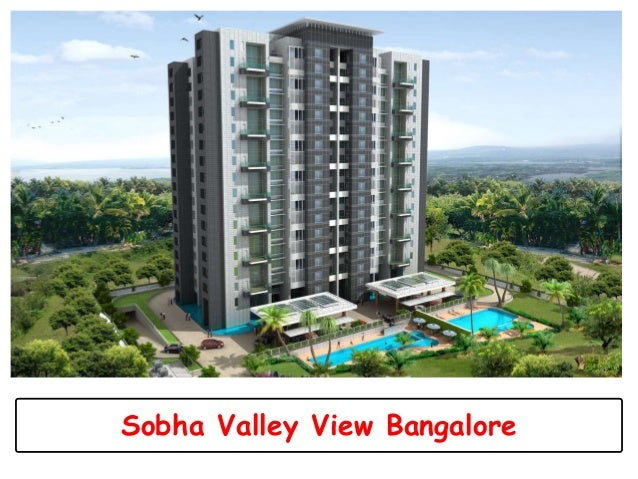 Sobha Valley View Bangalore