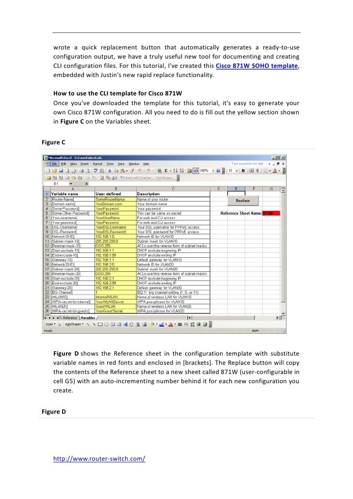 Soho setup how to configure the cisco 871 w wireless router 4 wrote maxwellsz