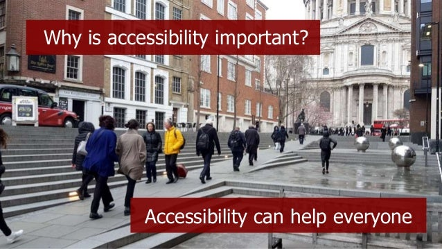 So how do i know if my wordpress website is accessible - WordPress Accessibility Day 2020 Slide 3