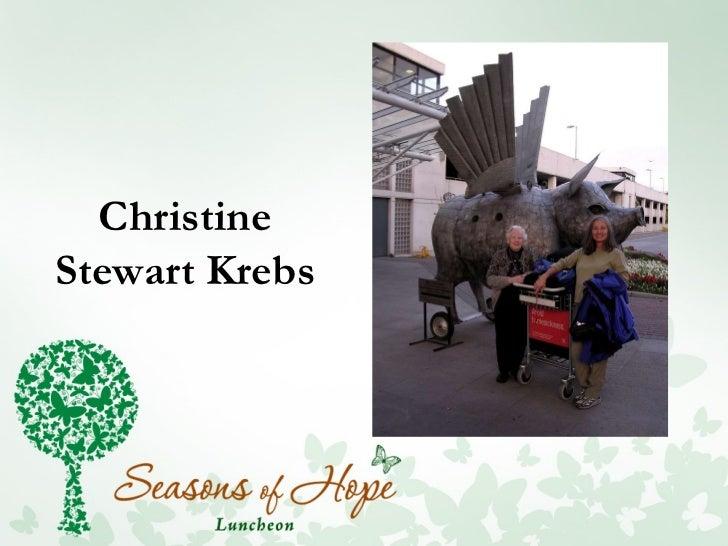 Christine Stewart Krebs