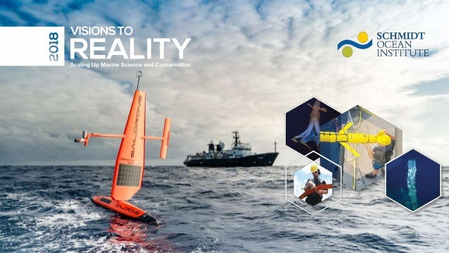 VISIONS COMING TRUE Artificial Intelligence and Robotics Begin toTransform Ocean Conservation and Research