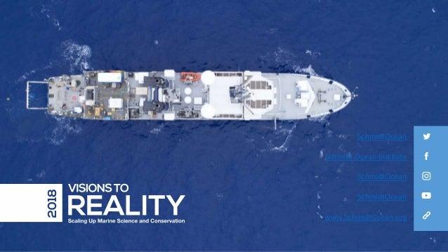 Schmidt Ocean Institute 2018 Annual Report