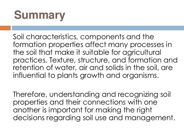 Soil for Physical properties of soil wikipedia