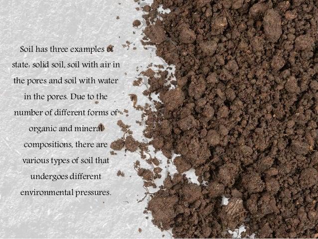 Soil for Soil definition