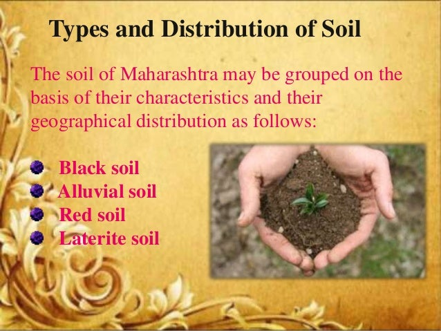 Soil for Different types of soil and their characteristics
