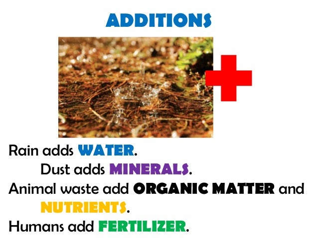 Soil formation processes for Soil layers ks2