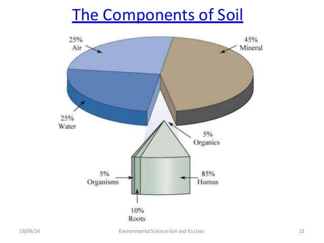 Soil and its uses group 5 for Mineral constituents of soil