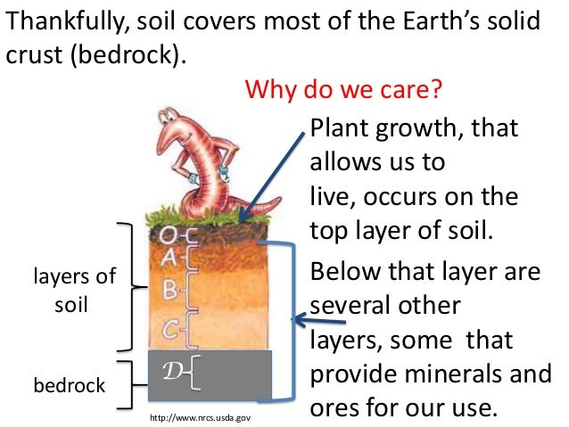 Soil for 3rd or 4th graders Teach – Soil Layers Worksheet