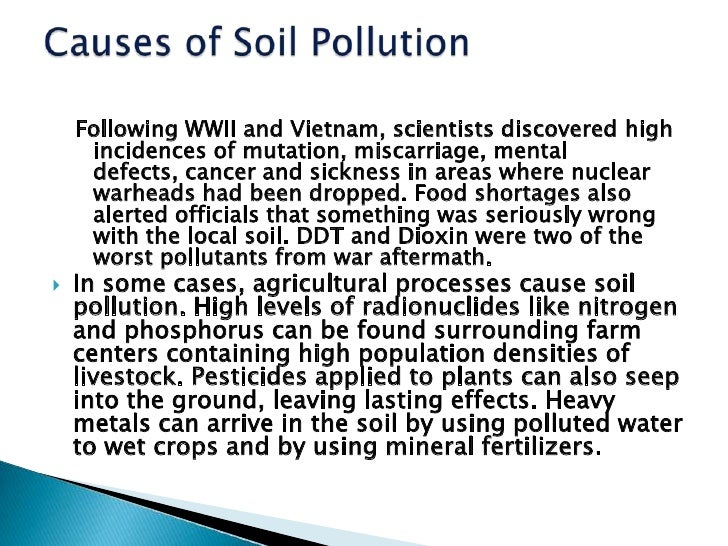 water pollution causes effects and solutions environmental sciences essay A type of pollution that occurs when heat is released into water or air and produces undesirable effects on the environment radioactive wastes sources include nuclear power plants, defense plants and medical.