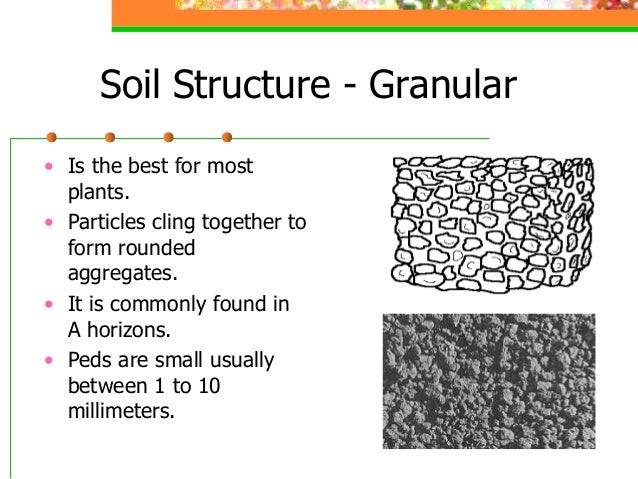 Soil properties for What is the composition of soil