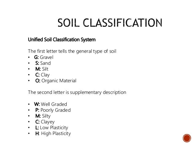 Soil properties and foundation for Soil 8 letters