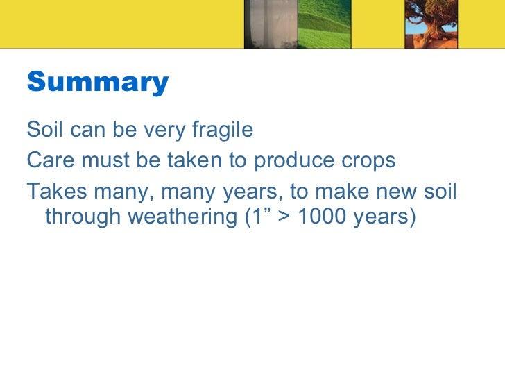Soil science for Soil 60 years