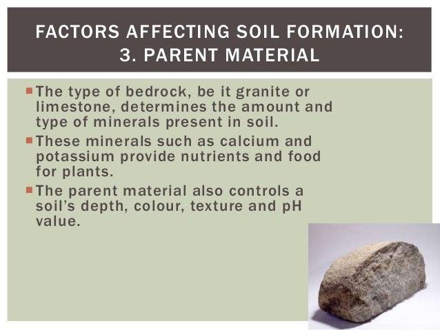 soils part 2