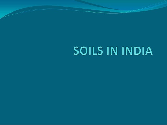 Soil is the uppermost layer of Earth's crust. Soil is the medium in which plants grow and thus it supports the lives on ea...