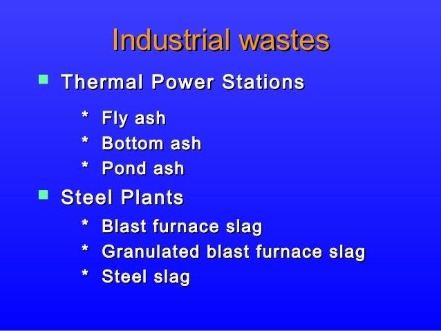Blast Furnace Slag Properties : Soil stab use of new ppt dr msa edusat rev