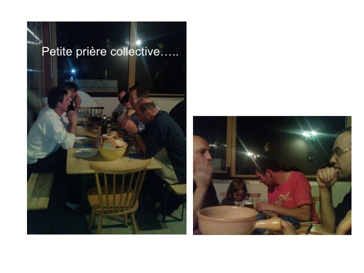 <ul><li>Petite prière collective….. </li></ul>