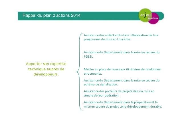 8e soir e des pros du tourisme 13 11 14 actions 2014 2015 - Declaration en mairie des meubles de tourisme ...