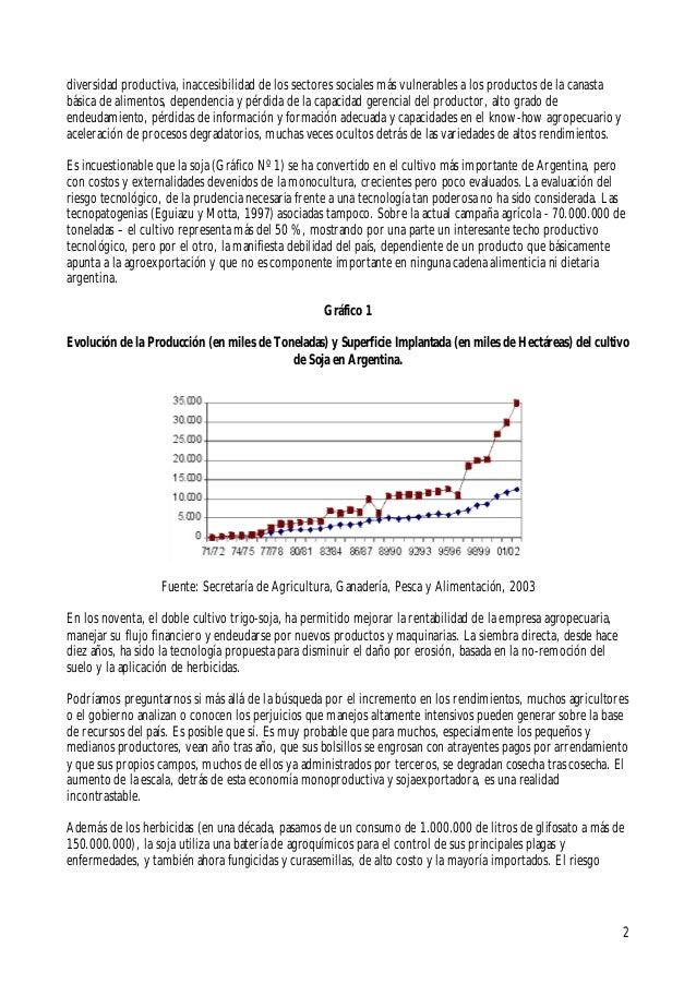 2diversidad productiva, inaccesibilidad de los sectores sociales más vulnerables a los productos de la canastabásica de al...