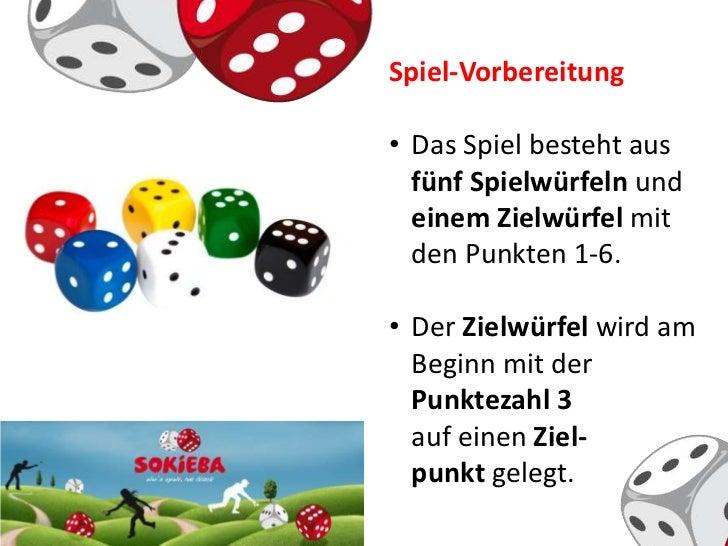 Sokieba - Wer´s spielt, hat Glück. Slide 2