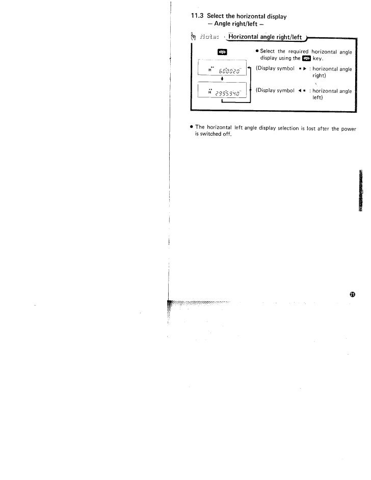 Sokkia Set 530rk Manual