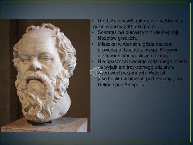 Sokrates prezentacja Slide 2
