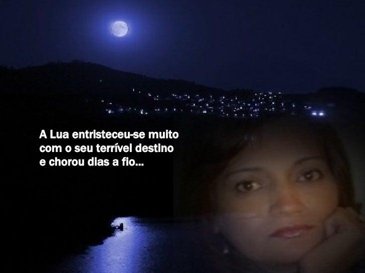 Eu Descobri Que A Solidão é O Grande Lua