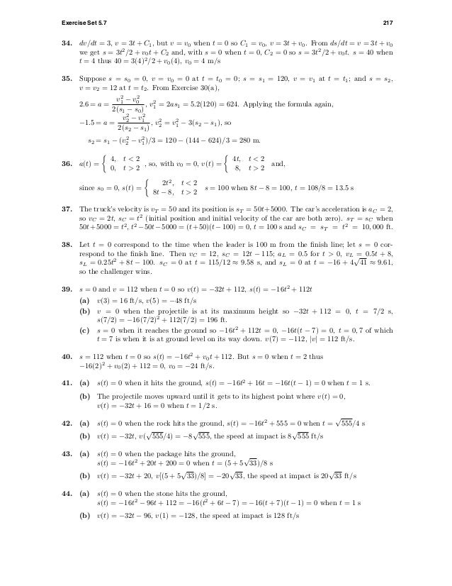 solution manual chapter 05 integration rh slideshare net Chapter 6 Chapter 2