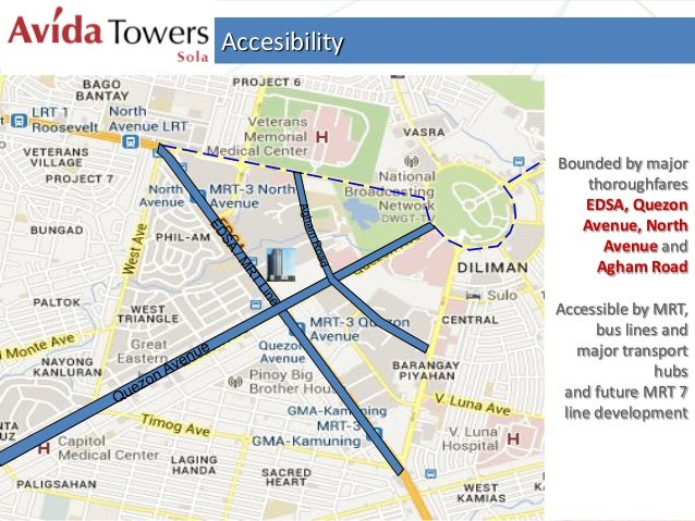 Image result for avida towers sola
