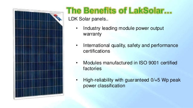 Benefits Of Solar Energy Sri Lanka